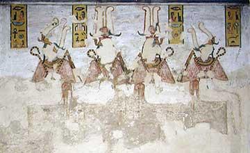 When Osiris Ruled on Earth