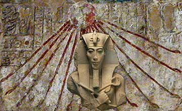 Akhenaten and the religion of Aten